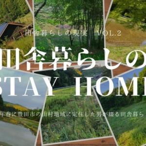 田舎暮らしのSTAY HOME【田舎暮らしの現実#2】