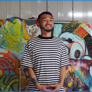 アーティスト・安藤卓児さんに聞く【コロナ、みんなの現時点#1】感じる瞬間にしか自由はない
